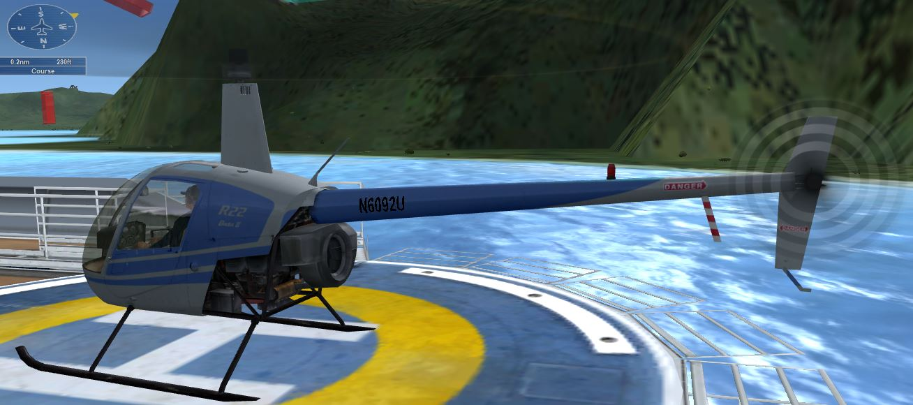 R22 Helicopter | SimuCheck
