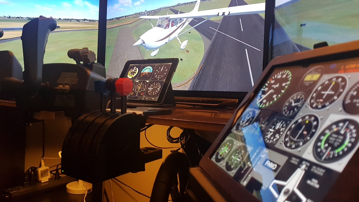 Cessna 172 Flight Simulator X | SimuCheck